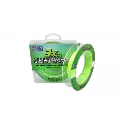 ASSO PE 3X LIGHT GAMES 0.08 mm