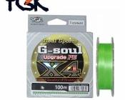 წნული  YGK G-Soul X4 Upgrade  #0.3