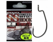 Decoy Worm 19 S.S. Hook