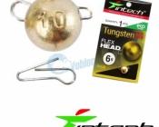 """ვოლფრამის """"ჩიბურაშკები"""" Intech Tungsten Gold"""